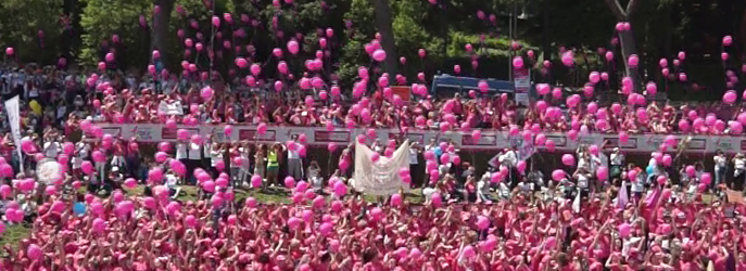 Zyxelle insieme a Race for the Cure per la lotta ai tumori al seno