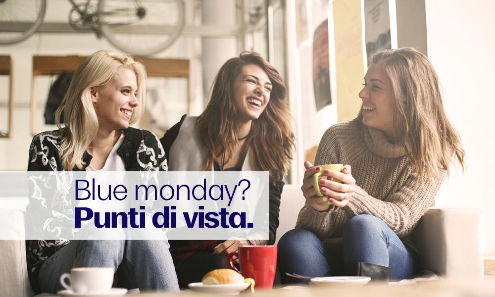 5 rimedi per dare una svolta al Blue Monday