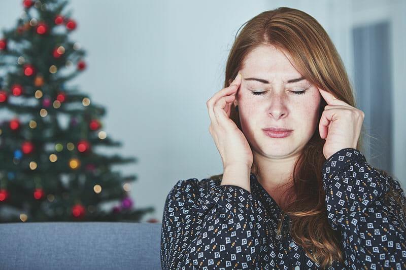 Caro Babbo Natale… Desidero un po' di riposo! Affrontare lo stress da feste natalizie