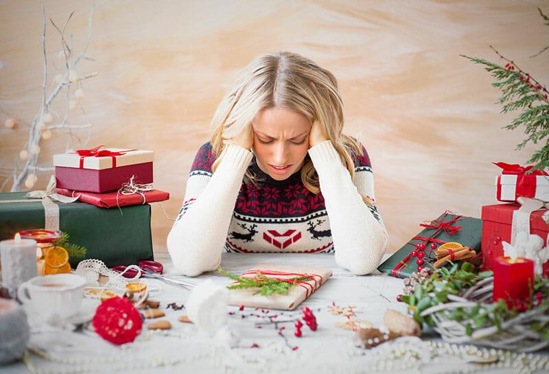stress regali di natale