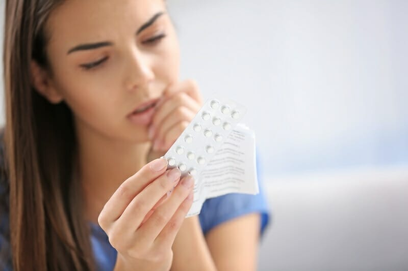 La pillola anticoncezionale fa aumentare il seno?