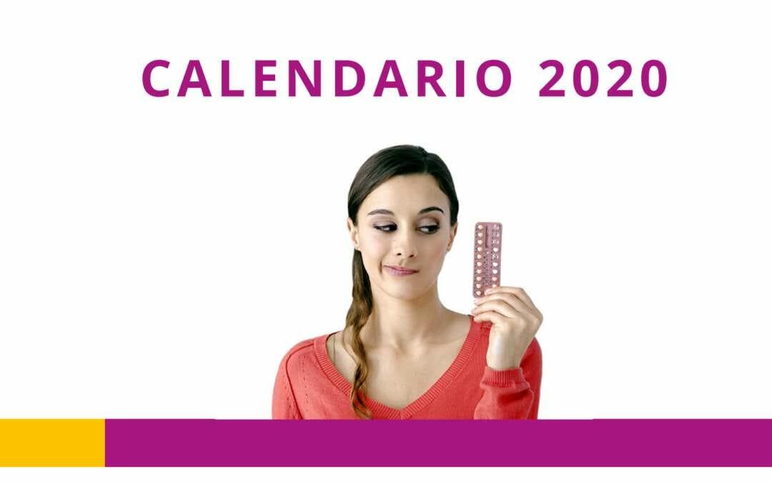 Zyxelle, il calendario 2020
