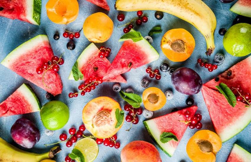 Estate, cosa mangiare per sentirsi in forma
