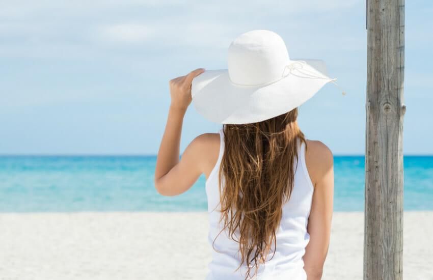 Capelli al sole: i consigli per proteggerli