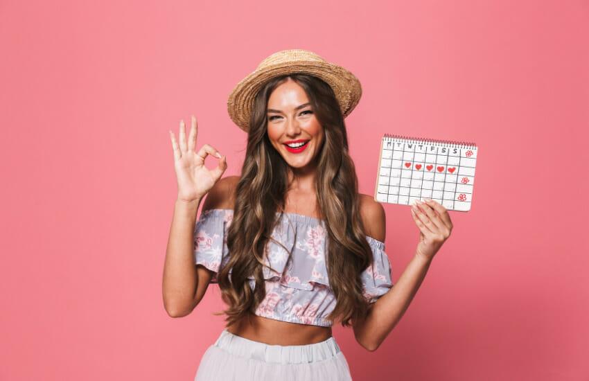 Ciclo mestruale irregolare in estate? Ecco come gestirlo