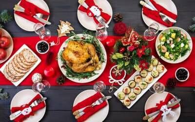 Come mantenere una corretta alimentazione durante le feste